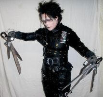 Edward Scissorhands by PC-IchabodCrane