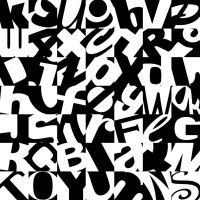Typography 1: typegrid by shiken