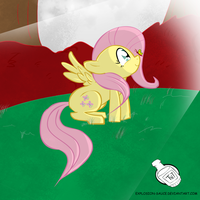 Fluttershy by explosion-sauce