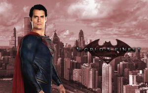 World's Finest Superman Wallpaper by Rated-R4-Ryan