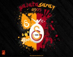 Galatasaray Logo Vol. II by GShastasi