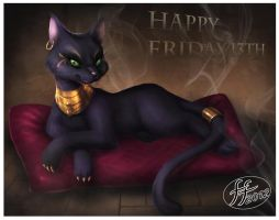 Happy Ancient Friday 13th by 14-bis