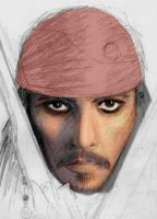 Jack Sparrow by Subishi