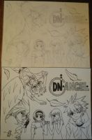 D.N. Angel - Characters by xox-Brittany-xox