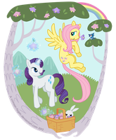 Our Friendship is Magic by pookat
