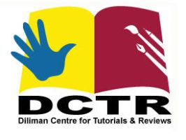 DCTR Logo by Mozaiko