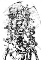 X-Force by Fredbenes
