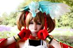 Sword Art Online Silica Cosplay - Don't cry by K-I-M-I