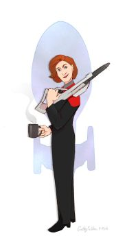 WOS - Captain Janeway by DrZime