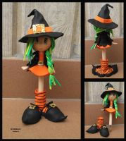 Pen witch by sombra33