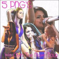 Pack Png De Selly Gomez by LaaliEditions