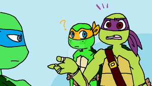 Ms Paint TMNT by deda123