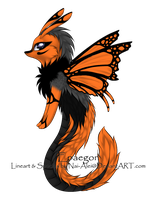 Monarch Epaegon Adopt CLOSED by aerti-doll