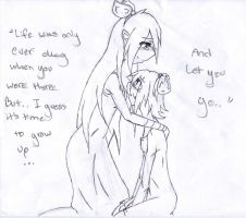 Let you Go. by Missxalone