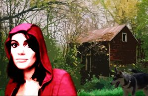 Little Red Riding by dabluetouch