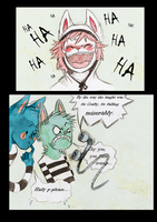 RaccoonBrothers::Page018 by TotemEye