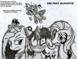 The Pony Hangover by Mitsi1991