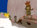 MMMDungeon TRI0: Onward to a New Adventure! by ctjamjelly