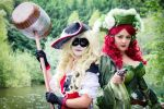 A pirate's life for us! by Kotone-Sayuri