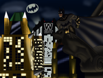 Batman :/ by QuesoGr7