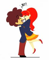 Fish Hooks - Wooo, I'm in love with you! by SammyXD