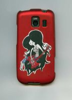 Marceline on my phone by Jose-Miranda