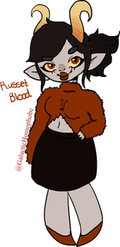Adopt: Russet Blood by GalacticHomophobe