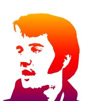 ~ Elvis Presley by CyCx