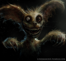 Mister Widemouth by cinemamind