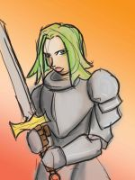 Paladin by tolemach