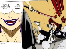 Minerva Erza Kagura Fairy Tail chapter 315 by afrillia