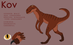 Kov - Ref by ThisDyingDog