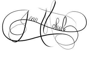 Calligraphie by JnMohab