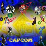 Some Capcom Wallpaper by Attackrage92