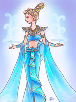 Elsa v.thai by palitapare