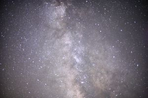 Milky Way Segment by FramedByNature