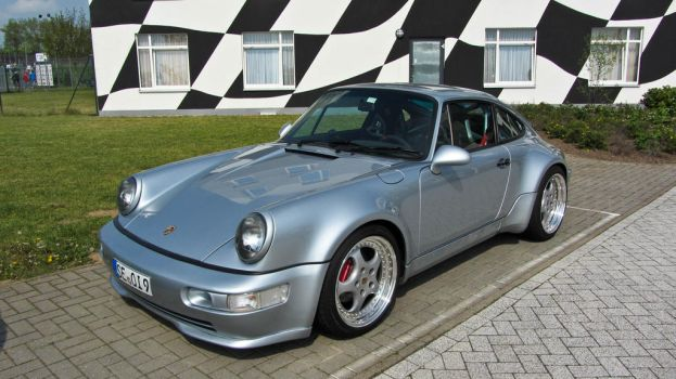 Porsche 964 Carrera 4 by SWAT316