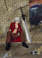 Dante by TakemaKei