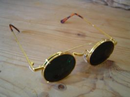 Steampunk Sunglasses by davevdveer