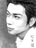 MatsuJun by QueenGalaxia