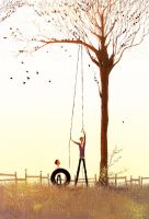 When Spring comes by PascalCampion