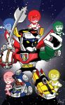 Voltron United and Drawn pg 25 by Sideways8Studios