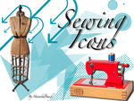 Sewing Icons by HannibalSmurf