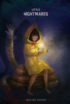 little nightmares by Cheza-Kun