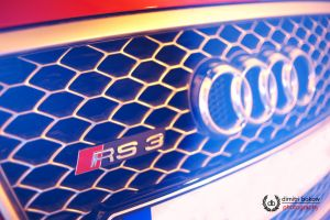 Audi RS3 Logo by DimitriBokowPhoto