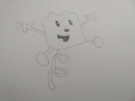 God--I mean Wubbzy by SonPikachuBound2006