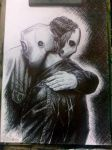 Corey and Paul Gray by DesertoMental