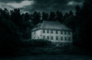 ..haunted?... by Espen-Alexander