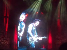 Synyster Gates And Zacky Vengeance by A7XFan666