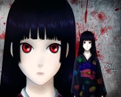 Jigoku Shoujo by Yakve